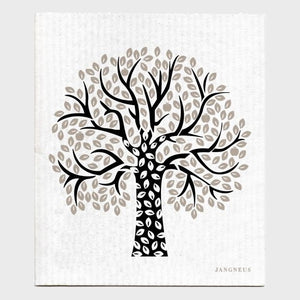 Jangneus Dishcloth, Black Tree