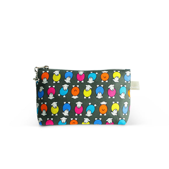 Herdy Cosmetics Bag, multicolour (medium)