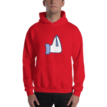 Italian Hand Hooded Sweatshirt