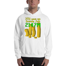 7/11 Was An Inside Job Hooded Sweatshirt