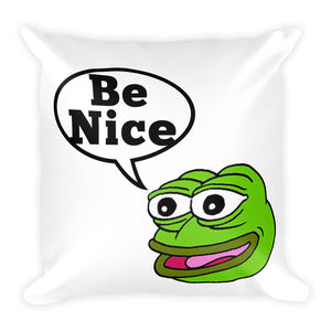 Pepe Square Pillow