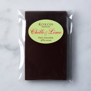 Chilli & Lime Origin 67% cocoa