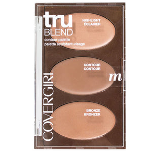 Covergirl Highlight Pallette / Tru Blend Contour Pallette