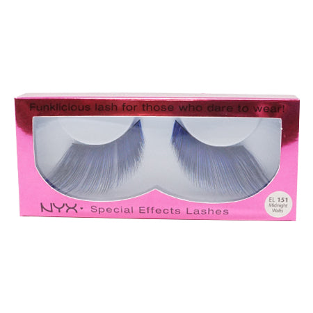 NYX Fabulous Lashes & Glue - 151 - Midnight Walts