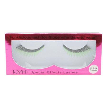 NYX Fabulous Lashes & Glue - 156 - Amazonia
