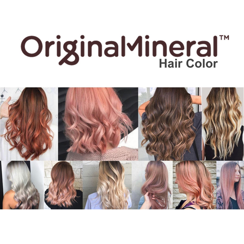Original Mineral Permanent Hair Color