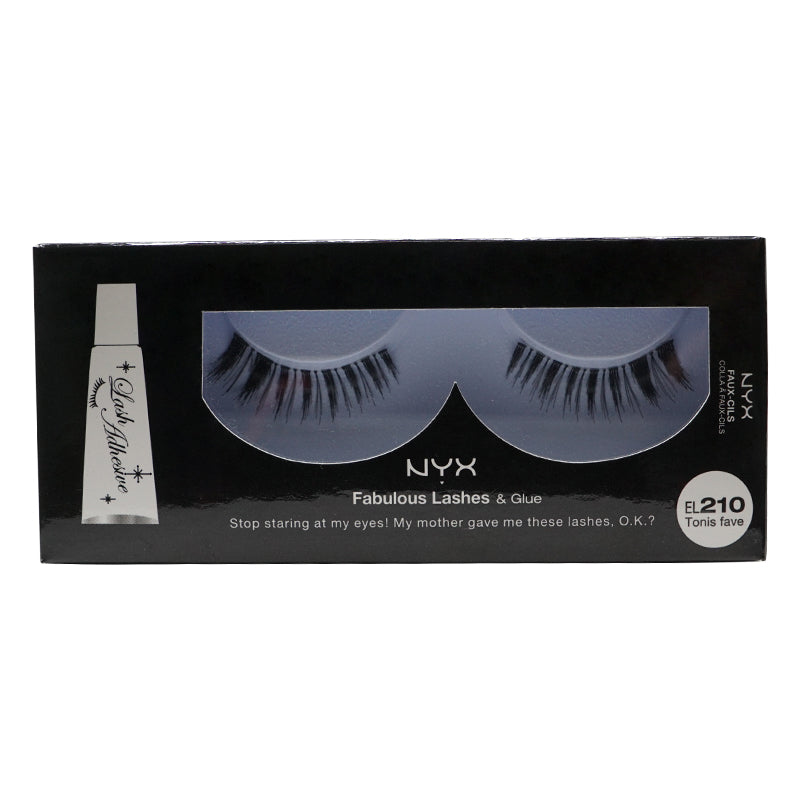 NYX Fabulous Lashes & Glue - 210 - Tonis Fave