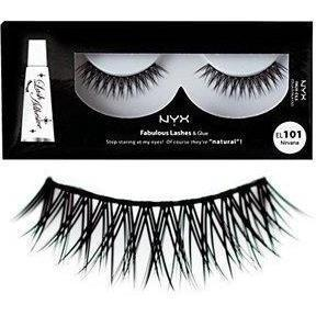NYX Fabulous Lashes & Glue - 101 - Nirvana