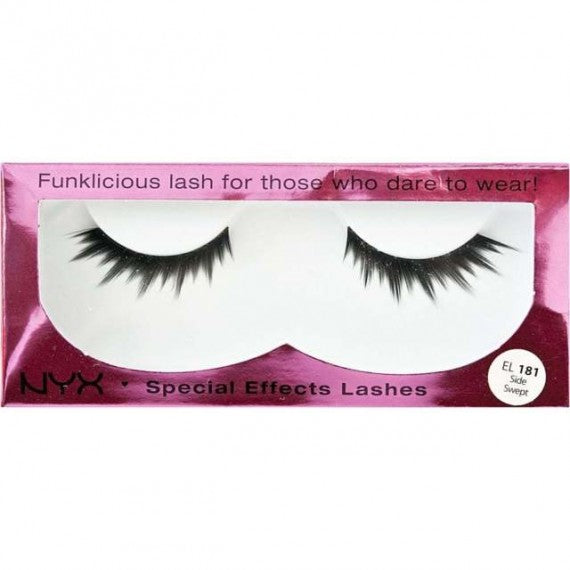 NYX Fabulous Lashes & Glue - 181 - Sideswept