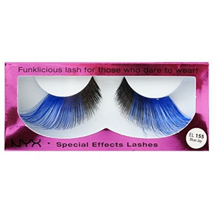 NYX Fabulous Lashes & Glue - 155 - Bluejay