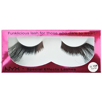 NYX Fabulous Lashes & Glue - 158 - Fox Tail
