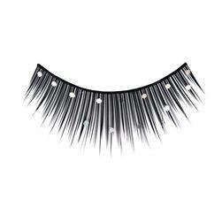 NYX Fabulous Lashes & Glue - 127 - After Midnight