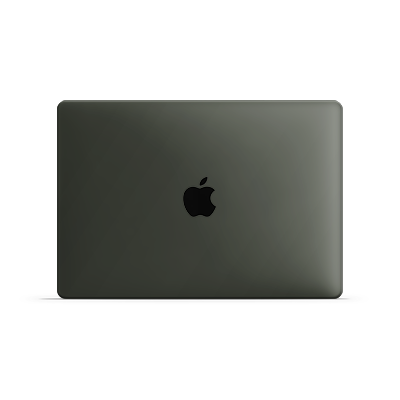 Macbook Pro Skin - Army Olive Matt