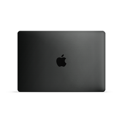 Macbook Pro Skin - Brushed Graphite