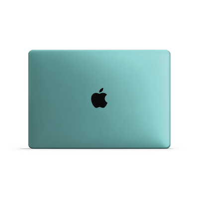 Macbook Pro Skin - Mint Matt