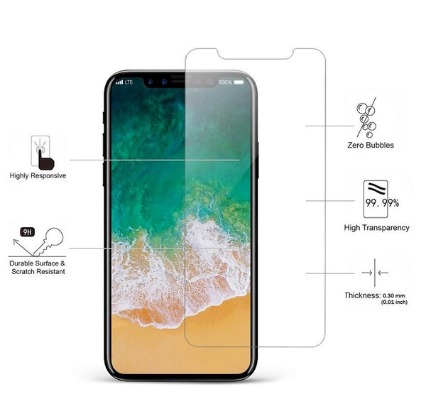Premium 9H Tempered Glass Protection