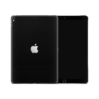 iPad Skin - Black Matt