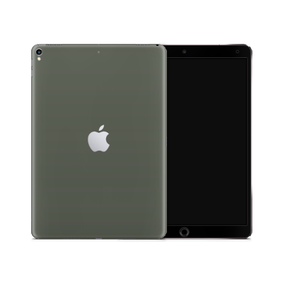 iPad Skin - Army Olive Matt