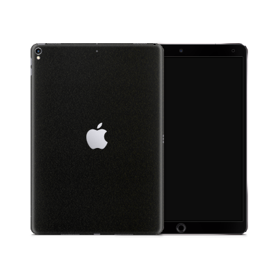 iPad Skin - Galactic Black Gold