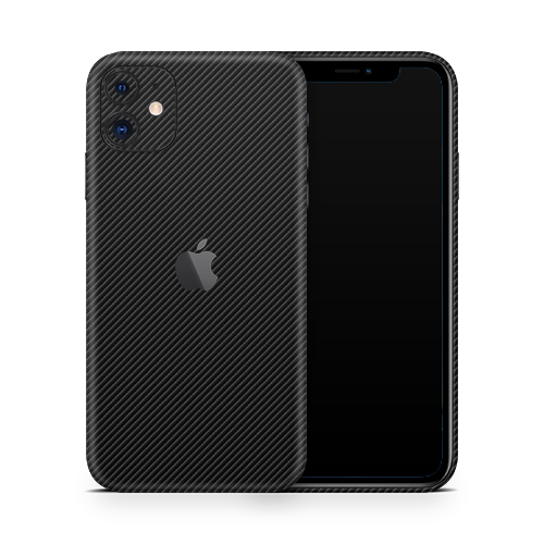 iPhone 12 Skin - Carbon Fiber