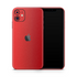 iPhone 11 Skin - Cherry Metallic Matt