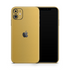 iPhone 11 Skin - Gold Matt