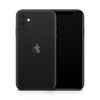 iPhone 12 Skin - Black Honeycomb