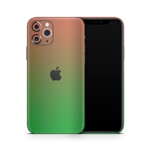 iPhone 11 Pro Max Skin - Watermelon Chameleon Matt