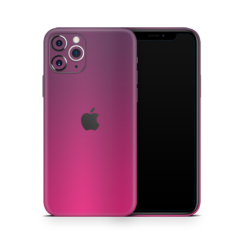 iPhone 12 Pro Skin - Wild Berry Chameleon Matt