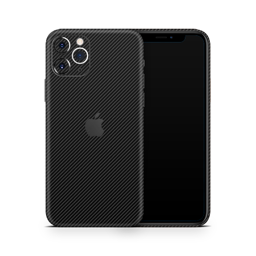 iPhone 12 Pro Max Skin - Carbon Fiber