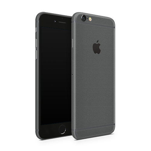 iPhone 6s Plus Skin - Brushed Graphite