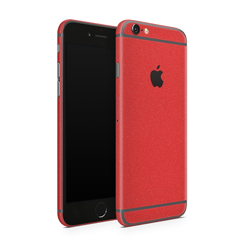 iPhone 6s Plus Skin - Cherry Metallic Matt