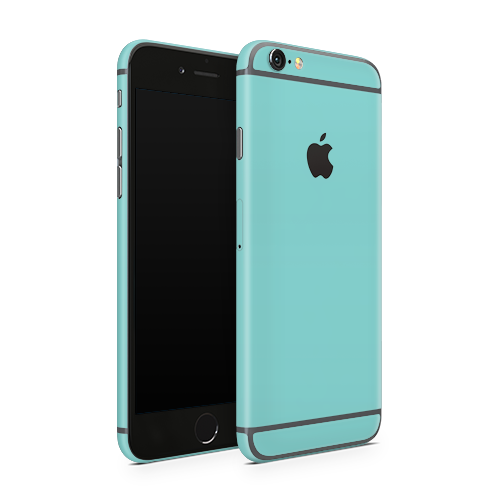iPhone 6 Plus Skin - Mint Matt