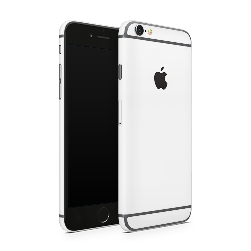 iPhone 6s Plus Skin - White Matt