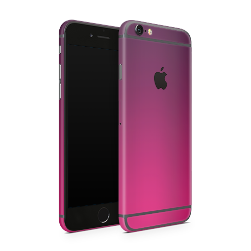 iPhone 6s Skin - Wild Berry Chameleon Matt