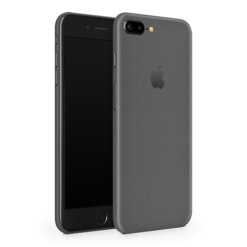 iPhone 7 Plus Skin - Brushed Graphite