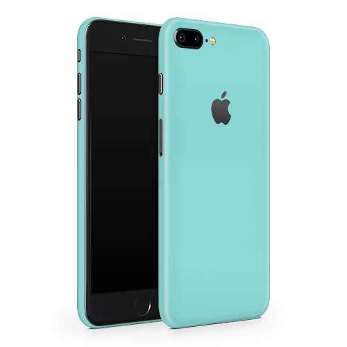 iPhone 8 Plus Skin - Mint Matt
