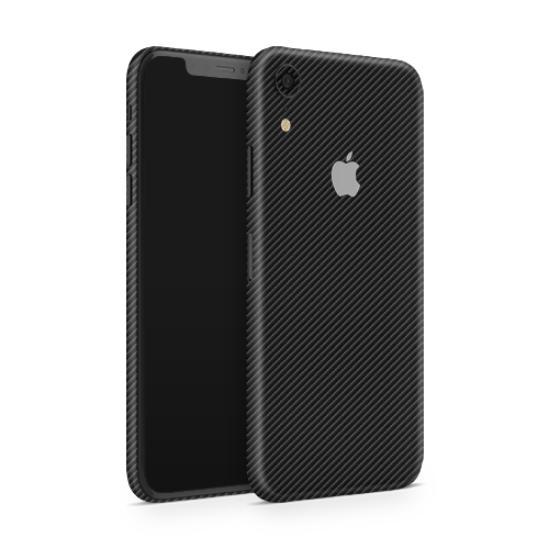 iPhone XR Skin - Carbon Fiber