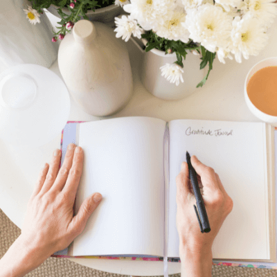 cancer journaling with chemotherapy