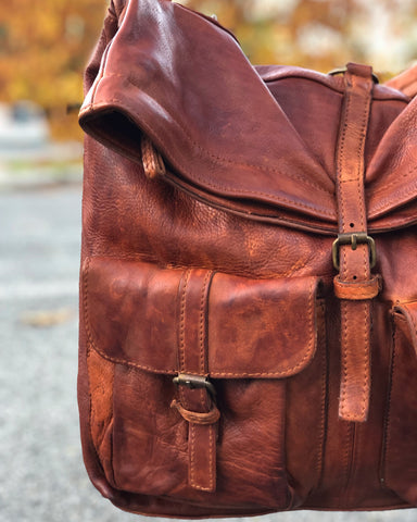 Florence leather bags