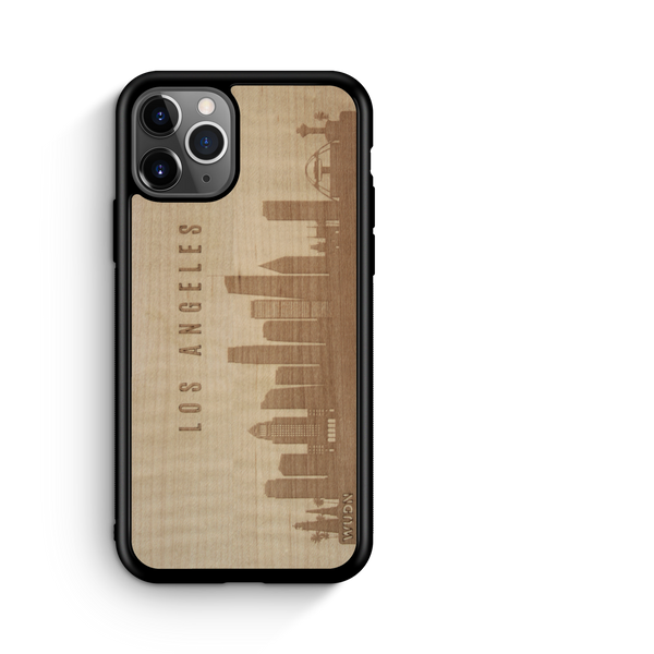 Naturals:  Wooden Phone Case | Los Angeles CA
