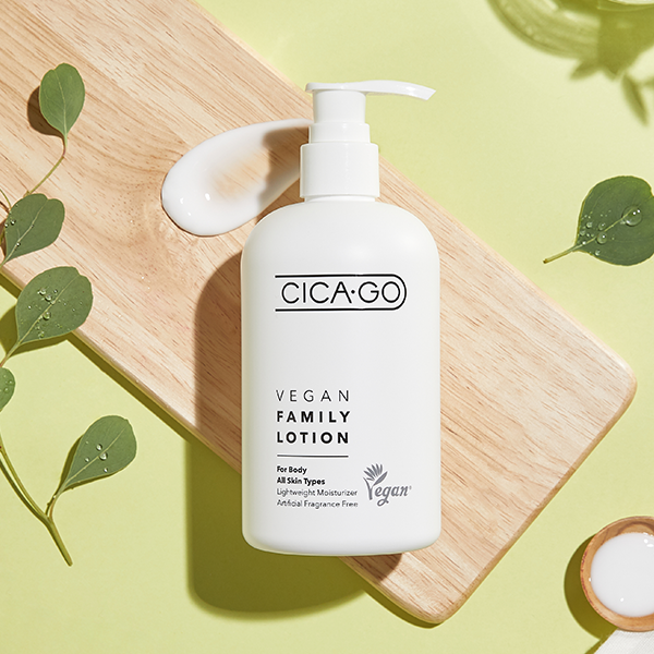 Cica Vegan Family Lotion