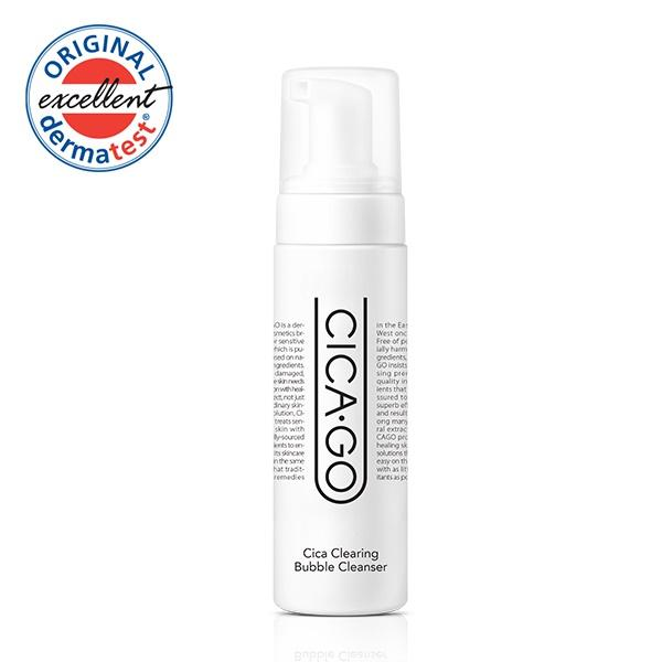 Cica Clearing Bubble Cleanser