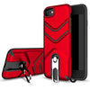Image of Red Style iPhone Case