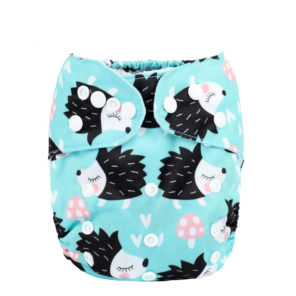 Microfleece  Cloth Baby Nappies