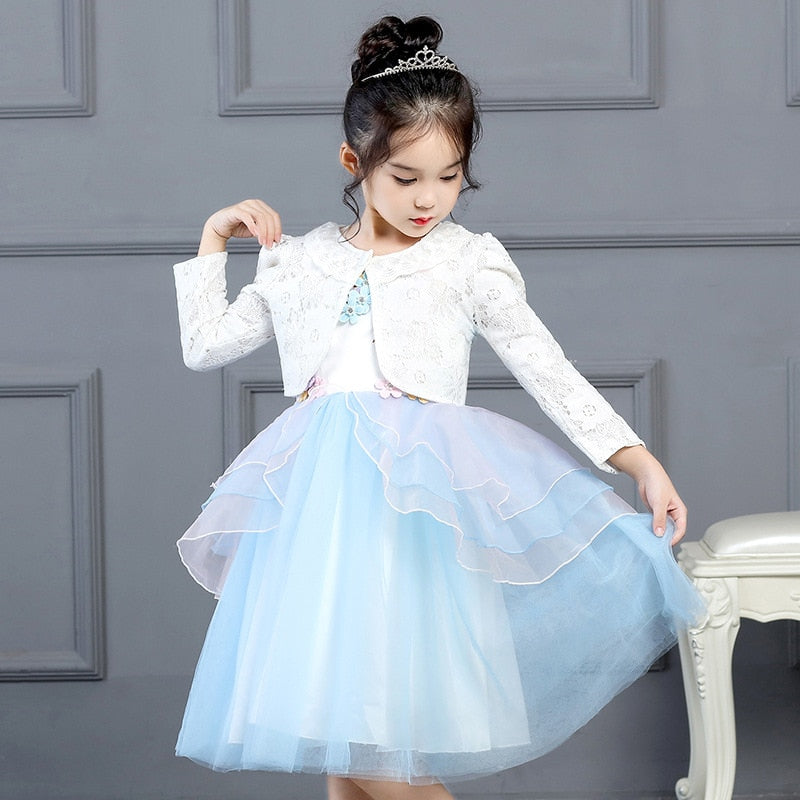 Beautiful Stylish Baby Girls Outerwear