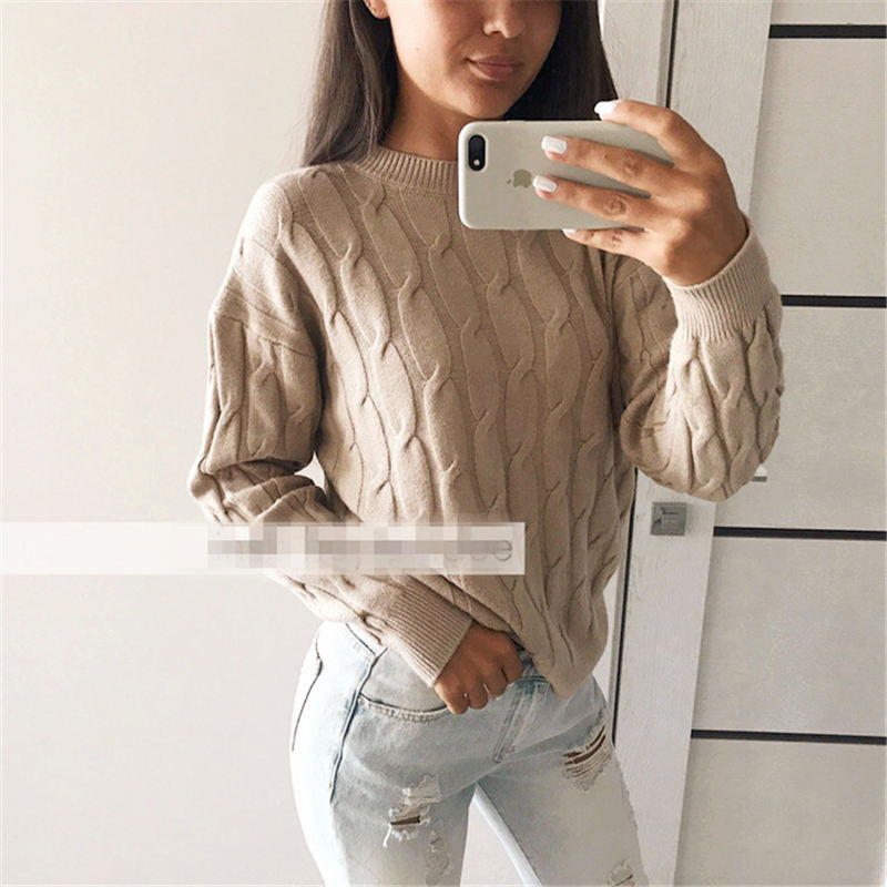 Women Sweaters Long Sleeve