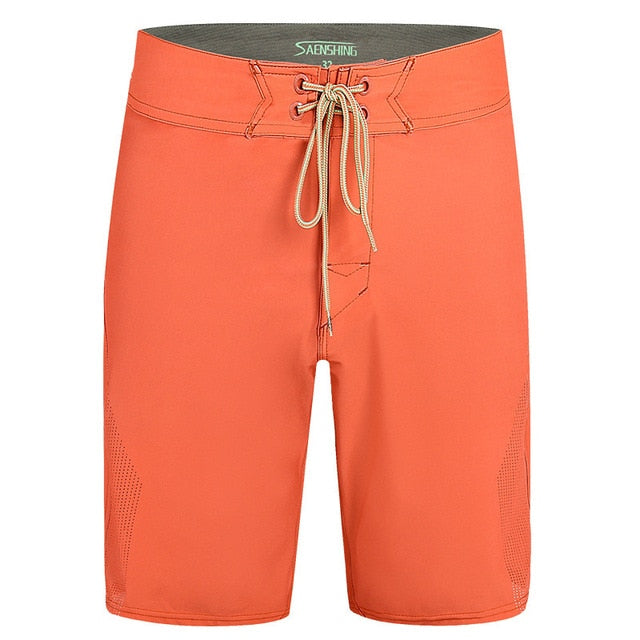 Beach Board Shorts Men Swimwear Swimming Trunks