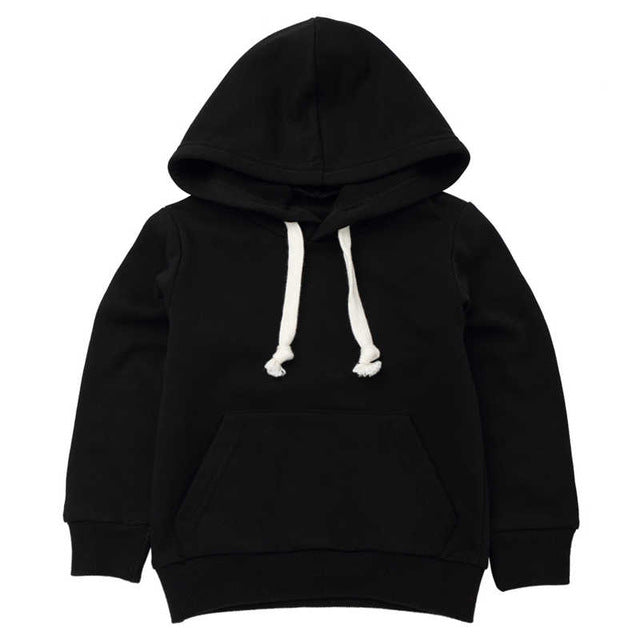 Kids Pocket Hooded Sweatshirts