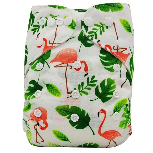 Ohbabyka Baby Cloth Nappies